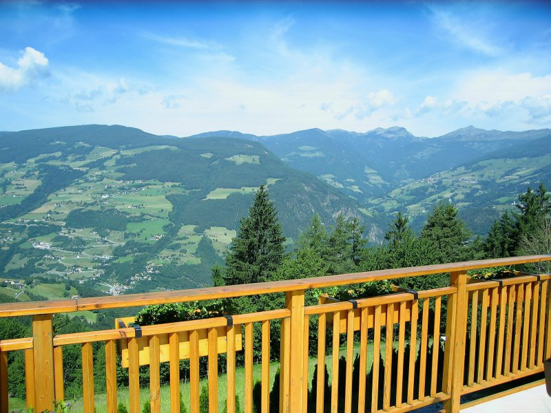 Bauernhofurlaub im Eisacktal – der Gschloierhof in Lajen / Südtirol
