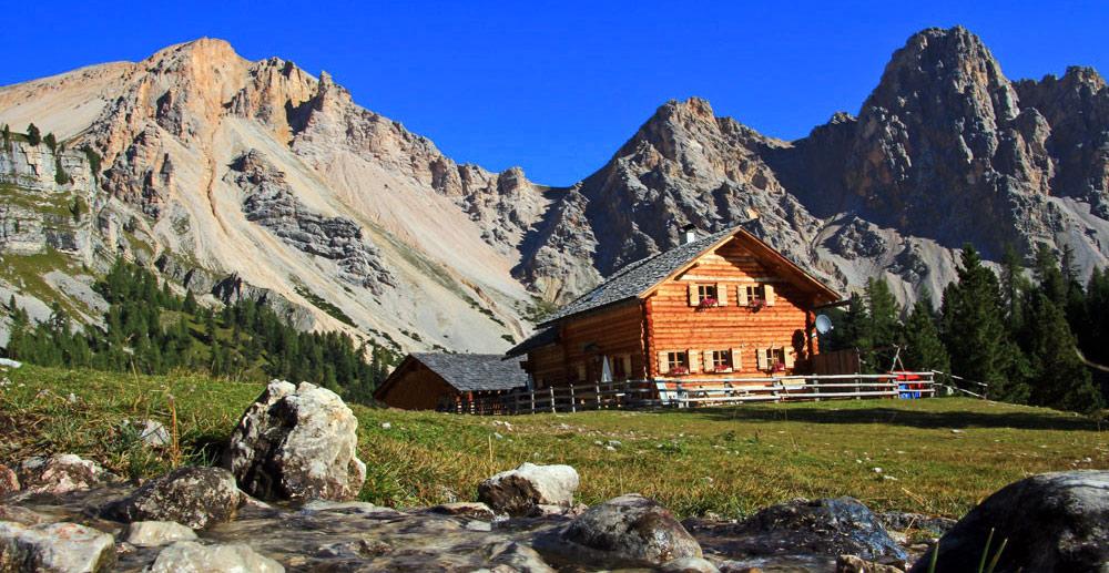Almurlaub Sudtirol Almhuttenurlaub Dolomiten Sudtirol