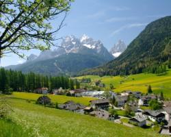 Pustertal Dolomitenrunde