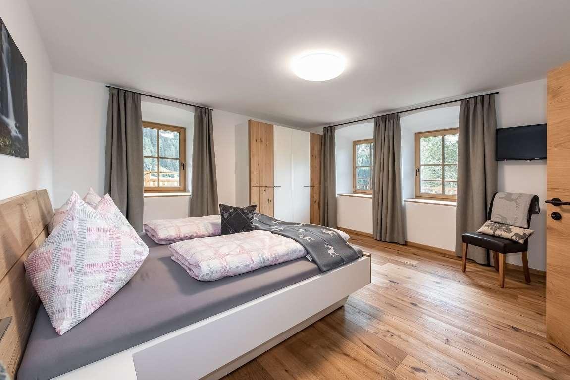 Stattliche 110 m² groß - Unsere großzügige Ferienwohnung
