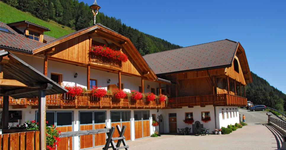Der Bruneggerhof im Ahrntal - entspannte Ferienzeit in Südtirol