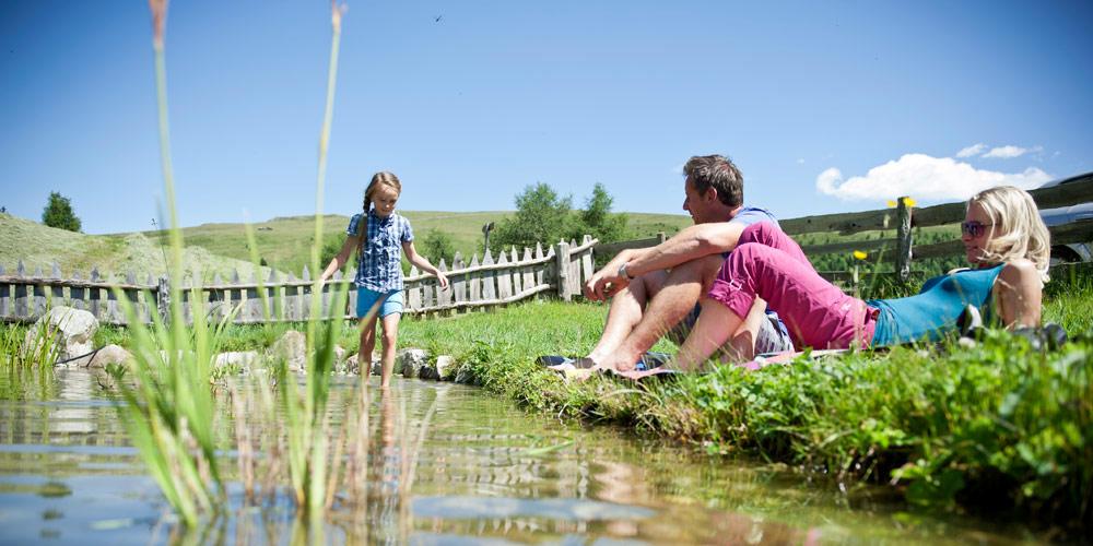 Was erwartet Familien in der Ferienregion Gitschberg Jochtal?