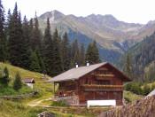 Almhütte Gallfall Alm – Selbstversorgerhütte im Gsiesertal