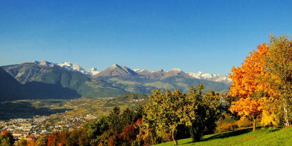 Gitschberg Jochtal – die Südtiroler Almenregion