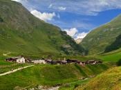 Das schönste Almdorf Südtirols - die Fanealm im Jochtal