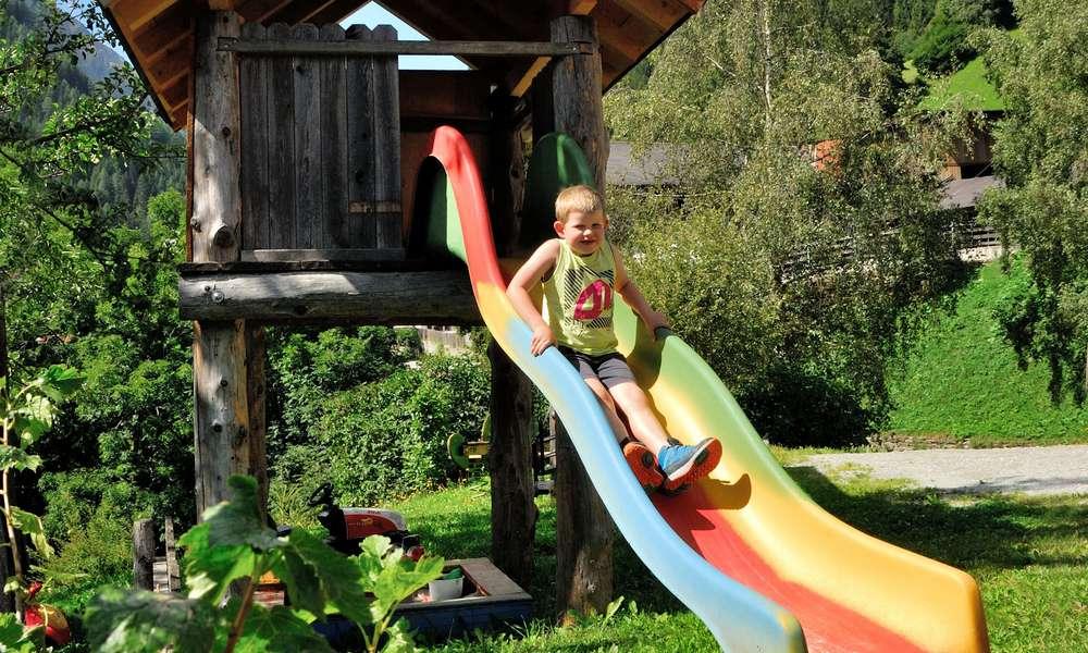 Ein Urlaub auf dem Bauernhof in Ratschings kann vieles sein – nur nicht langweilig!