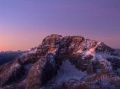 hohe-gaisl-dolomiten-wintermorgen