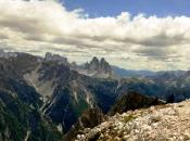 UNESCO Weltnaturerbe - Dolomiten mit den Drei Zinnen