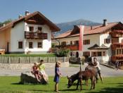 Bauernhofurlaub im Vinschgau - Hof am Schloss in Prad am Stilfser Joch