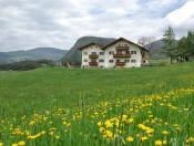Der prächtige Bauernhof Zerund in Kastelruth/ Südtirol