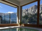 Hotel Gstatsch auf der Seiser Alm: Panorama, wohin man blickt!