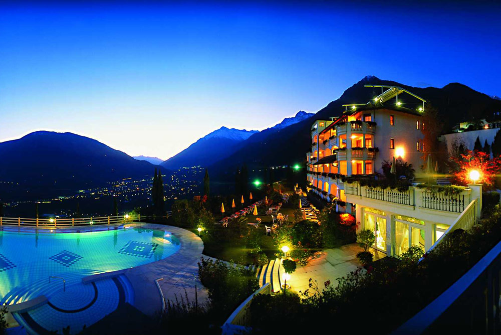 Sterne Hotel Meran Dorf Tirol