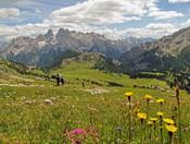 Im Osten Südtirols