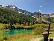 Im Westen Südtirols