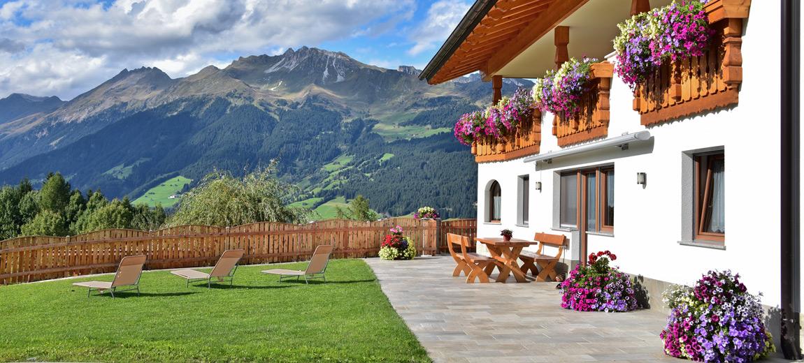 Joselehof in Ratschings – idyllischer Bauernhofurlaub im Wipptal