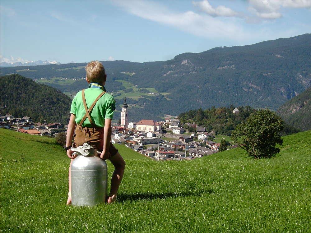 Bauernhofurlaub bei Kastelruth
