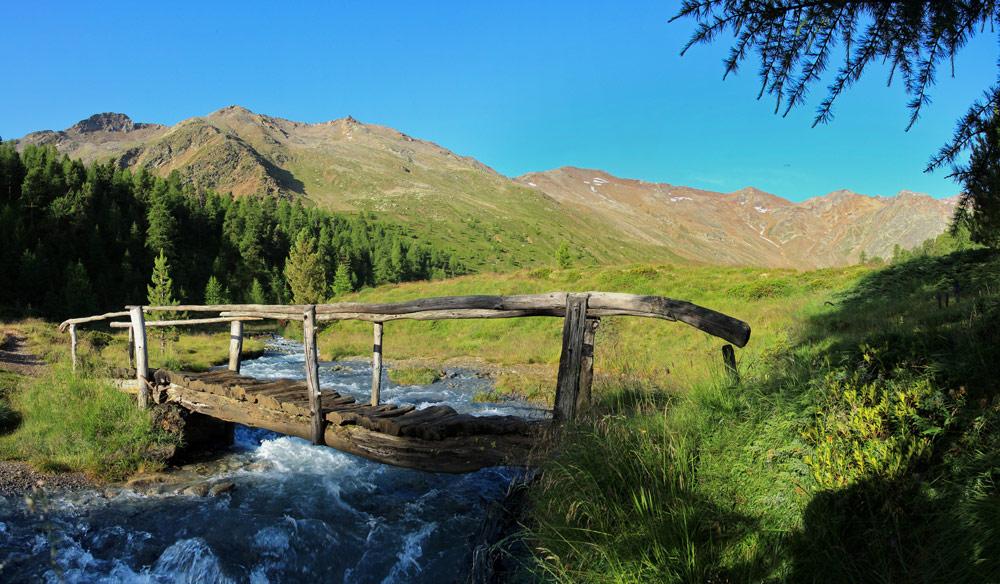 Schnals in Südtirol - Verbringen Sie Ihren Urlaub im Schnalstal