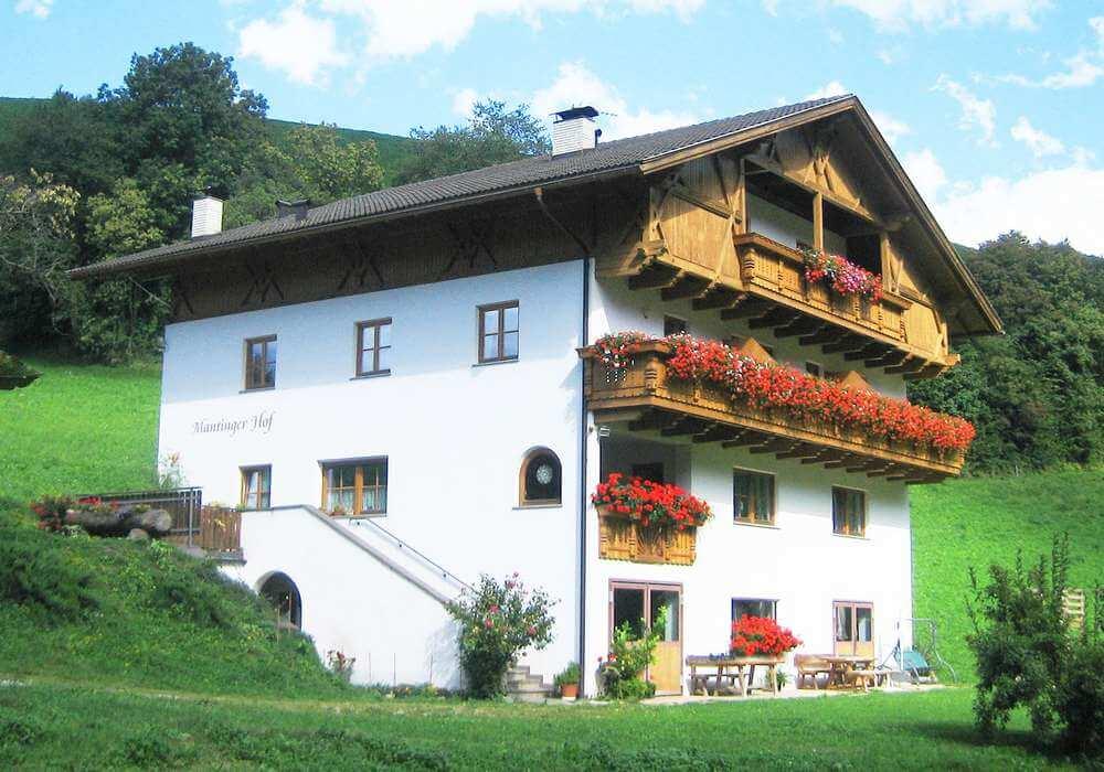 Der Mantingerhof – zünftiger Urlaub auf dem Bauernhof in Villnöss