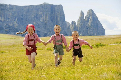 Marmsoler Schwaige – Urlaub auf der Almhütte Seiser Alm