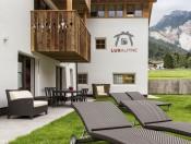 Luxus Ferienwohnungen für anspruchsvolle Aktivurlauber - Mountainlodge Luxalpine in St.Vigil - Dolomiten