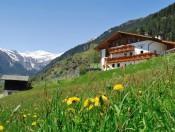 Der Nagelehof in Ridnaun - Ferienwohnungen Ridnauntal