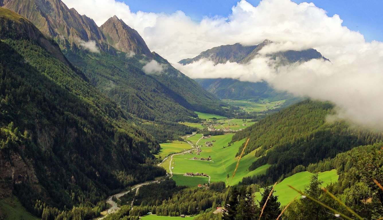 Auf 1.450 Meter Höhe - Unser Blasighof im Pfitschertal