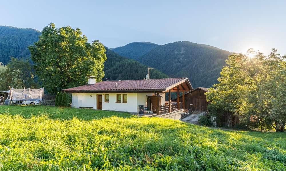 Urlaub auf dem Bauernhof in Südtirol – der Pardellerhof in Lüsen
