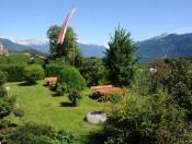 Pension Dolomitenblick in Tisens im wunderschönen Meraner Land