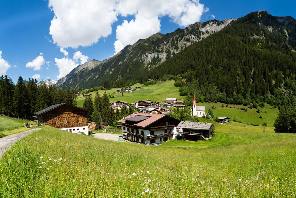 Pension Reaserhof in Ratschings – Urlaub auf dem Bauernhof