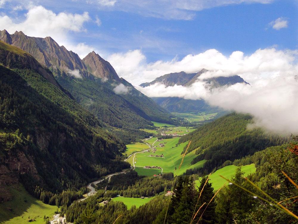 Ferien im Pfitschertal – Wandern im Hochtal der Zentralalpen