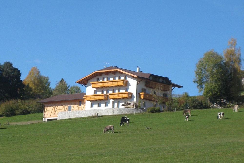 Samerhof - Urlaub auf dem Bauernhof in Meransen