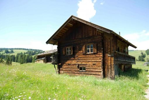 Urlaub auf der Silvester Hütte in Südtirol
