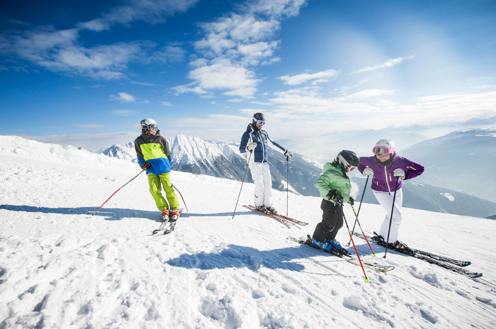 Winterspass& Fun für die ganze Familie
