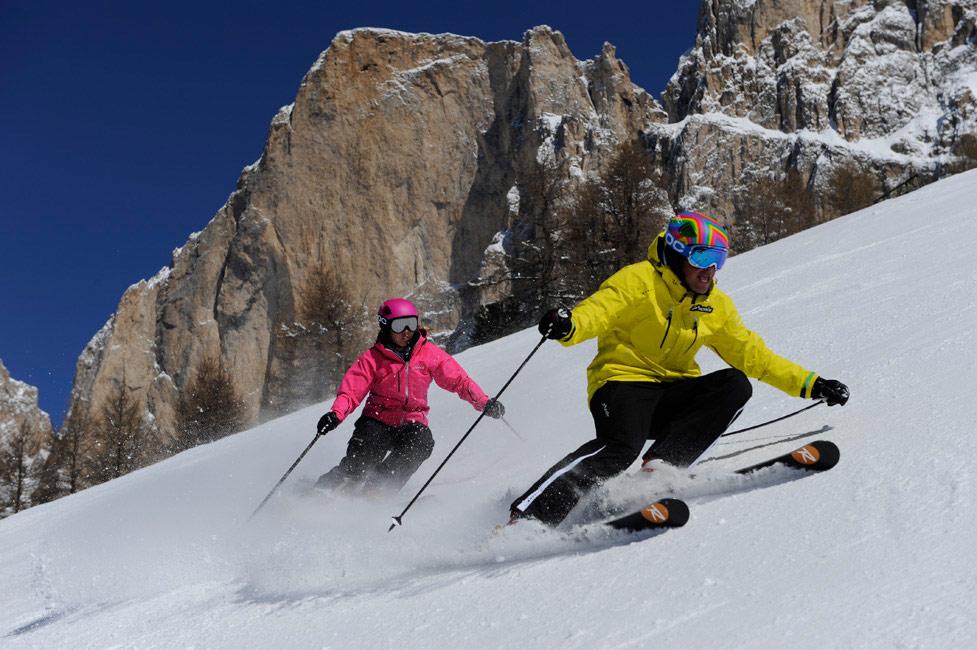 Skiurlaub im Eggental