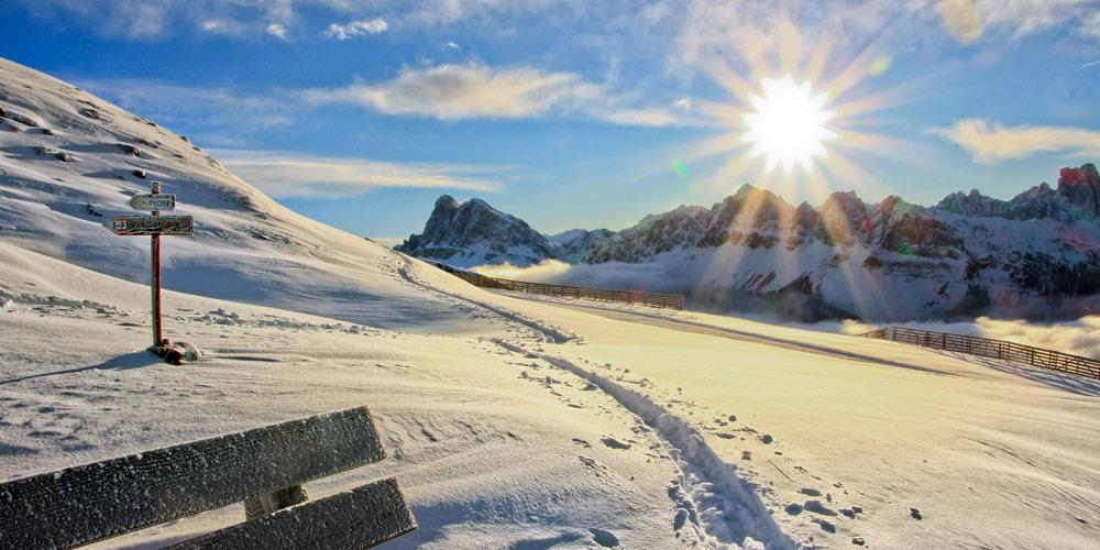 Skitouring in Ihrem Skiurlaub Brixen