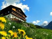 Historischer Bauernhof bei Sand in Taufers - Bäuerliche Tradition gibt es im Tauferer Ahrntal reichlich