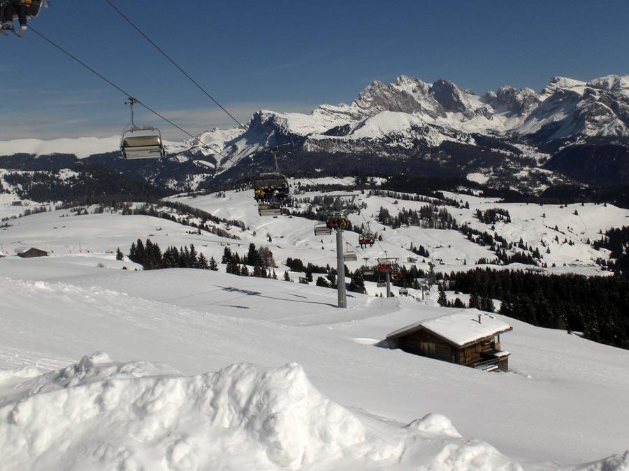 hütte skigebiet mieten