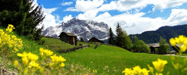 Urlaub in Alta Badia - Ferienregion im Herzen der Dolomiten