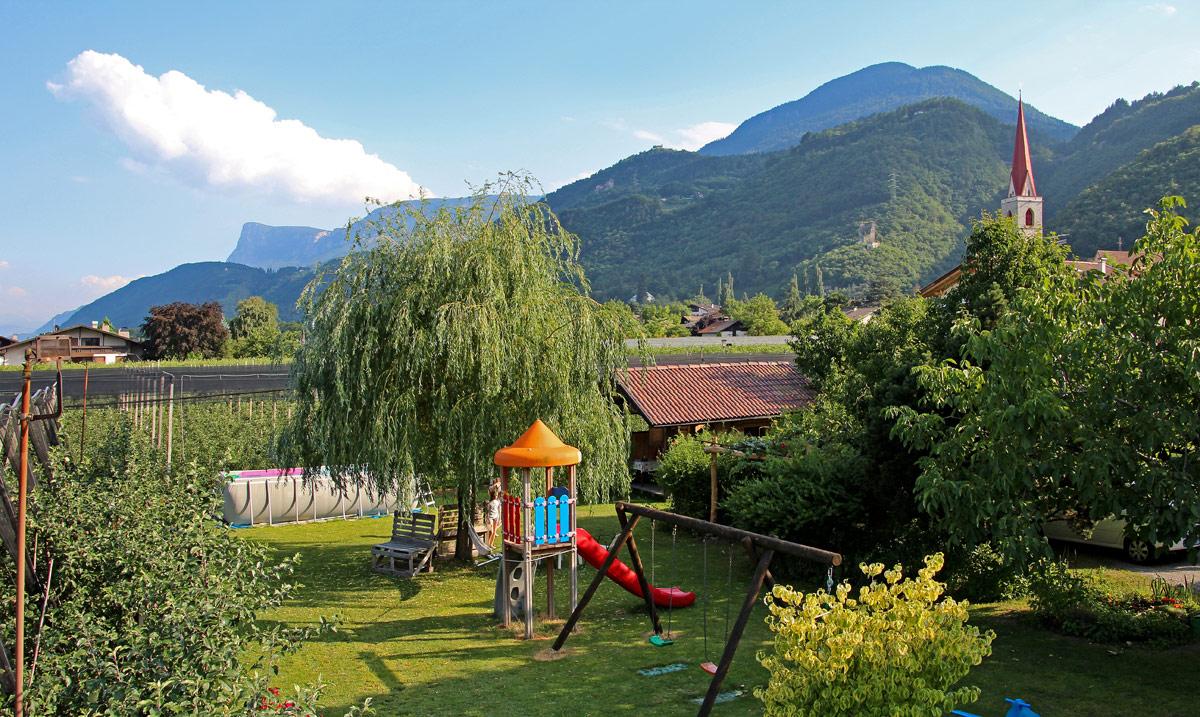 Urlaub in Lana - genießen Sie die einzigartige Landschaft Südtirols