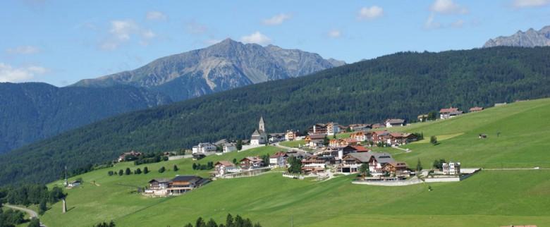 Urlaub in Meransen - Ski- oder Wanderurlaub im Pustertal erleben