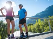 Inline-Skating-Sonne-Sport,-TG-Naturns,-Thomas-Grüner