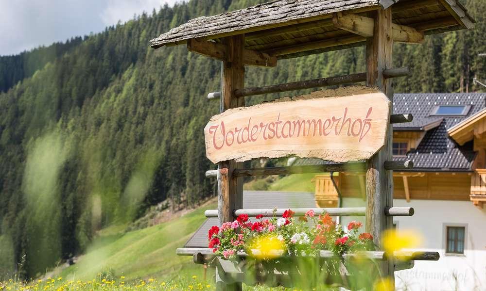 Urlaub auf dem Bauernhof in Südtirol  – der Vorderstammerhof im Gsiesertal