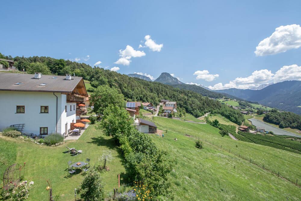 Der Wieserhof in Völs am Schlern - Bauernhofurlaub in den Dolomiten