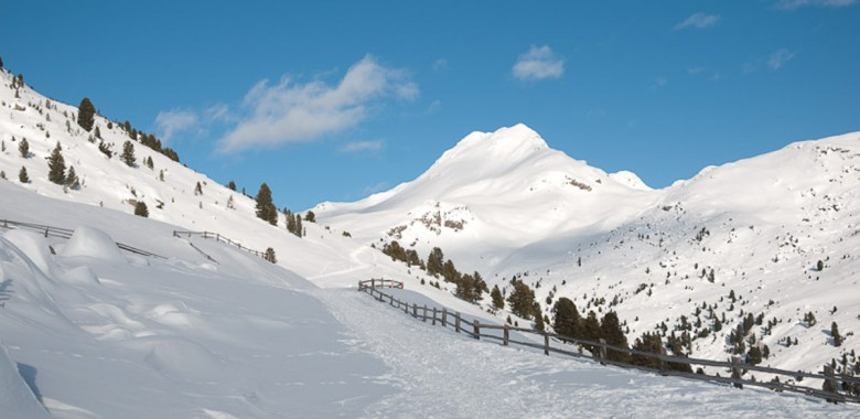 Winterurlaub-Sarntal