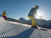 Shooting Plose Brixen Skifahren Bergrestaurant Winter Manuela Oskar 26-01-2013
