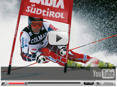 Alta Badia Winter Video