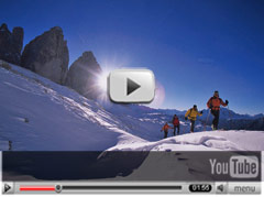 Hochpustertal Winter Video