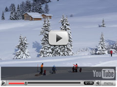 Südtirol Winter Video